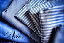 Blue Shirting Fabrics / Blue shirting fabrics from acorn fabrics