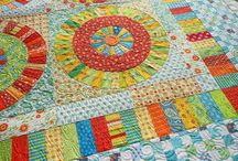 Longarm Quilting Inspiration / by Sue Shimomura