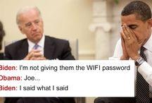 Obama - Biden Mems