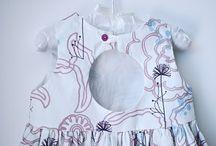 Making a dress..details & designs