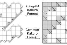 Number/Logic Puzzles