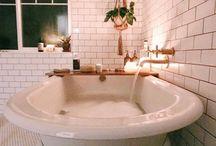 bathroom goals☄