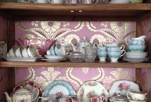 China and ceramics / Beautiful China and ceramics
