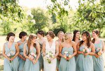 wedding | bridesmaid / für Anja, Antje & Sina ♥ / by Denise Weerke