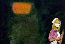 shana frase | ART ERA OBJET THEME ICON FILM LOVE / by shana frase