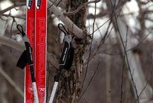 Club de ski de fond et raquette / Plus de 20 kilomètres de sentiers entretenus pour le ski de fond et la raquette. Le club de ski de fond et de raquette est affilié à Ski de Fond Canada et Ski de Fond Québec.