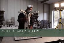 Oxley's Video / Our video showing our factory, our master craftsmen and our beautiful furniture.
