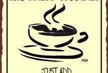 ☕ :*¨¨*:·.Coffee ♥ Love.·:*¨¨*: ☕ / by Artful Aileen