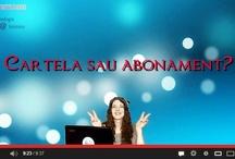 Screenshots from my Videoblog.