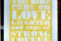 Coffee / by Keri Dougless
