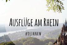 Urlaub am Rhein