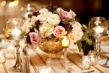 Reception Perfection / Wonderful reception images and ideas. Don't forget the candles!