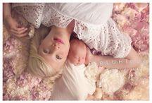 Lifestyle Newborn Pictures / by Amy Schleicher Nickell