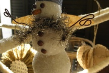 Snowmen melt my heart / by Cindy Aaron-Worsley