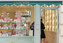 sweets shop design