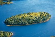 Canadian Private Islands