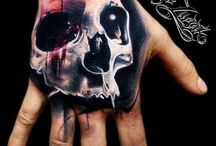 Tattos and creepy cute stuff ♥