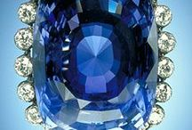 Amazing GEMSTONES & JEWELS / by Connie Ramsey