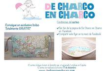 SORTEO / Participa en los Sorteos de www.decharcoencharco.com!