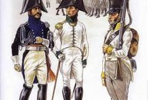 Belgian Napoleonic Period Regiments: British Allies