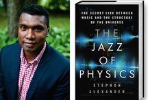 Downbeat Magazine since 1934: Stephon Alexander Explores Intersection of Jazz & Physics