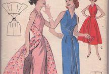 vestidos de los años sesenta