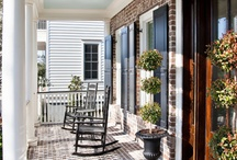 Patios, Porches and Sunrooms / by Marie Rae
