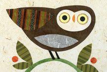 art ideas for school / by Leigh Peek