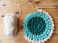 編み物、裁縫