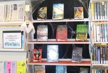 Bookstore Decor, Event, Ideas..