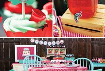 Cherry on Top party inspiration