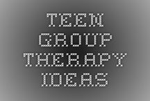 SW - Group Therapy Ideas