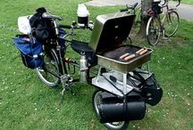 Other Vehicles for Camping / Some of the many different vehicles and ways to camp.