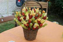 fiori frutta