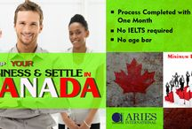 Set Up Your Business and Settle in Canada / Looking to register your business as Incorporation, Joint ventures, Partnership, and Sole proprietorship, choose the best type of business registration for your company or business.