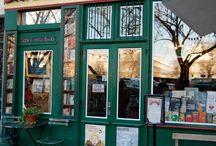 Bookstores we love / by Liz Fenton & Lisa Steinke