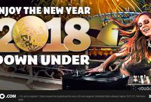 2018 New Year Slot Promotions
