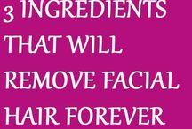 homemade hair removal