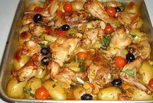 preparate din carne de iepure