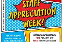 PTA & Teacher Appreciation