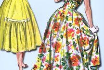 Платья, одежда