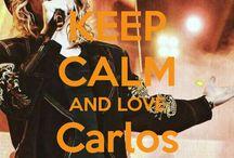 <3 Keep calm: Carlos Marco <3 / Este tablero lo he creado para tener todos los Keep calms de Carlos Marco :)
