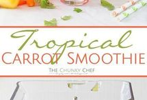 smoothies/drinks
