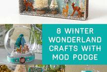 Christmas crafts / Christmas crafts, activities etc.