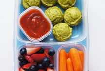 Kids Lunch Ideas/Recipes / by Melissa Strong