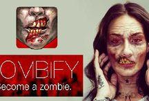 Windows 10, Windows 10 Mobile, Application, Be a Zombie, Windows Phone, Windows Store, Zombify