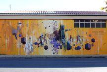 World of Urban Art :  ETNIK & VESOD  [Italy]