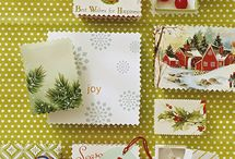 Christmas/New Years crafts and decor