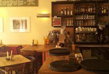 Cafés in Berlin