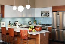 Kitchens / by Anne